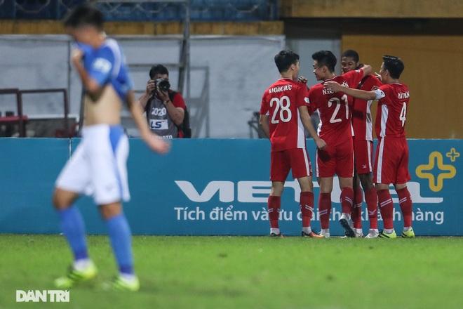 Những khoảnh khắc CLB Viettel chạm một tay vào chức vô địch V-League - 11