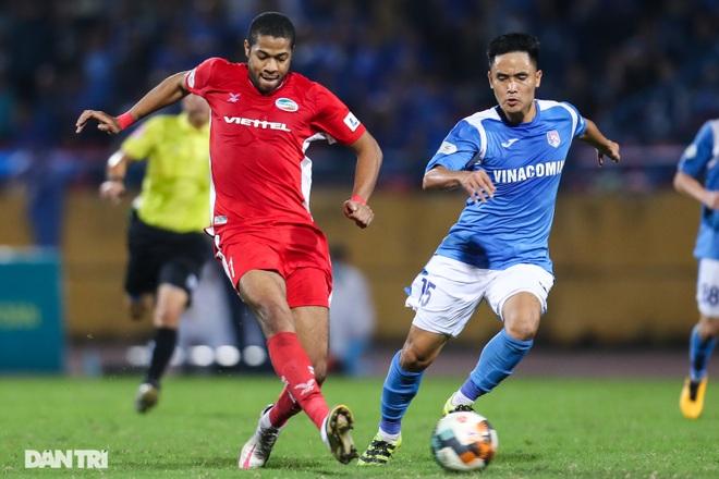 Những khoảnh khắc CLB Viettel chạm một tay vào chức vô địch V-League - 2