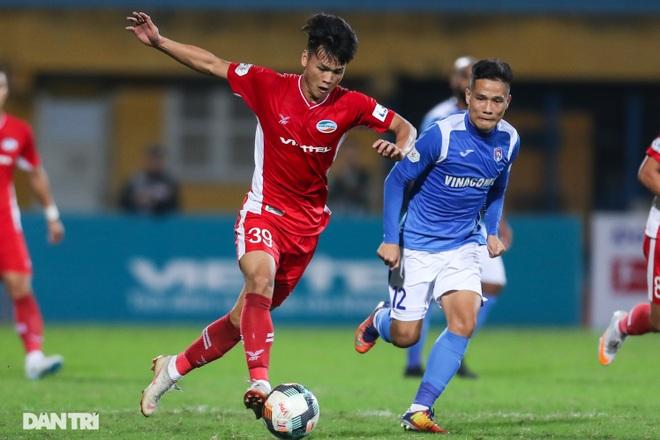 Những khoảnh khắc CLB Viettel chạm một tay vào chức vô địch V-League - 15