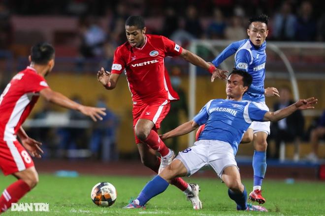 Những khoảnh khắc CLB Viettel chạm một tay vào chức vô địch V-League - 3