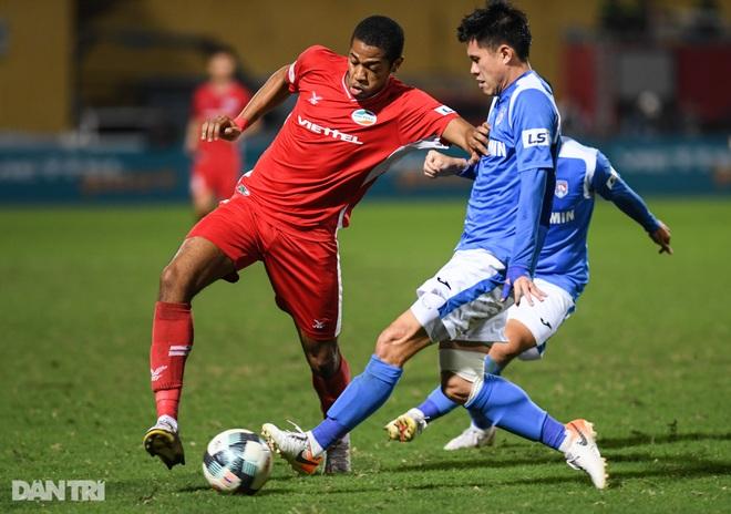 Những khoảnh khắc CLB Viettel chạm một tay vào chức vô địch V-League - 4