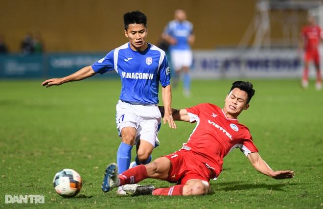 Những khoảnh khắc CLB Viettel chạm một tay vào chức vô địch V-League - 17