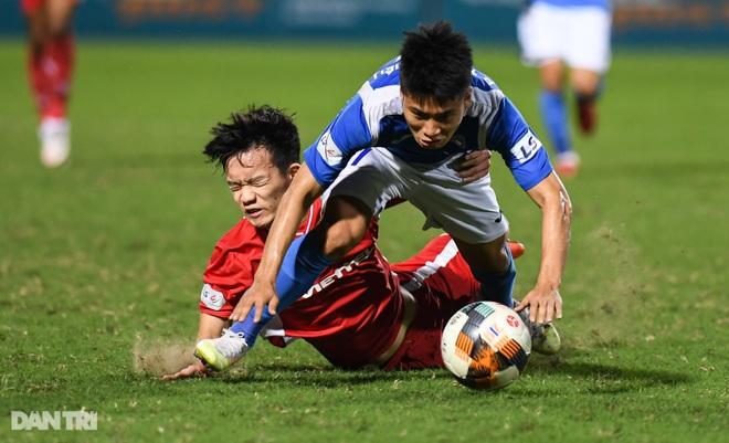 Những khoảnh khắc CLB Viettel chạm một tay vào chức vô địch V-League - 14