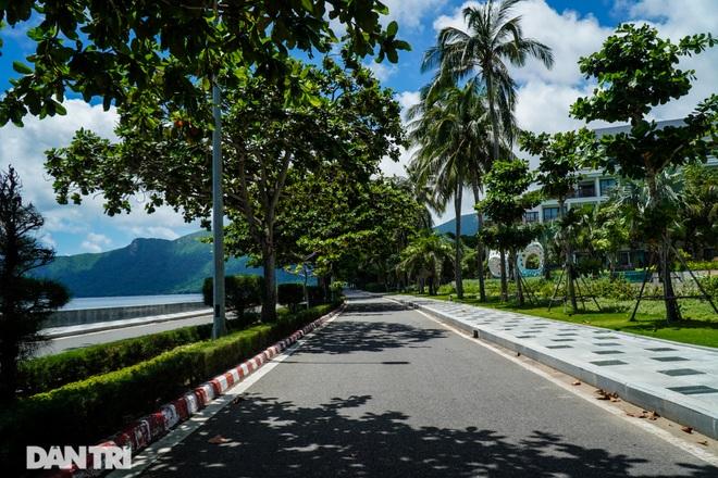 Cảnh vắng bóng du khách ở bãi biển trong xanh nhất thế giới - 7