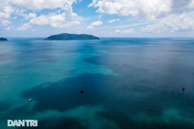 Cảnh vắng bóng du khách ở bãi biển trong xanh nhất thế giới - 13