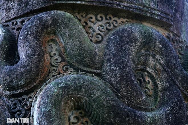 Bí ẩn cột đá nghìn năm tuổi bên sườn núi Đại Lãm, Bắc Ninh - 11