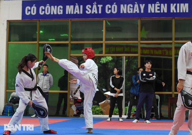 Taekwondo Việt Nam: Tấm gương thầy Park và mục tiêu tại Olympic - 24
