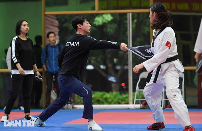 Taekwondo Việt Nam: Tấm gương thầy Park và mục tiêu tại Olympic - 8
