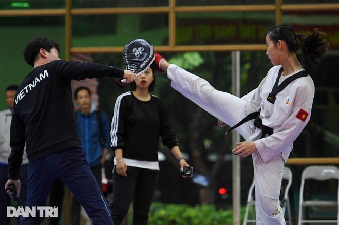 Taekwondo Việt Nam: Tấm gương thầy Park và mục tiêu tại Olympic - 7