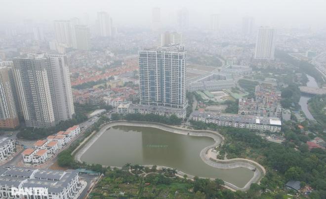Xuất hiện hiện tượng nghịch nhiệt, Hà Nội chìm trong màn sương đục - 3