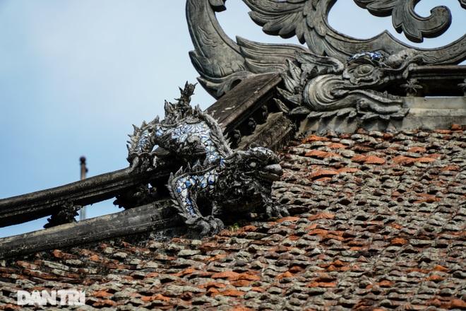 Chiêm ngưỡng ngôi đình nghìn năm tuổi ở Hà Nội - 9