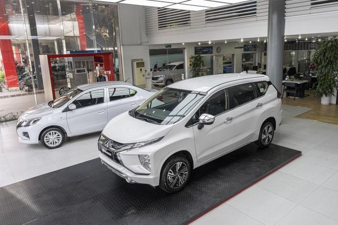 Xpander biến mất khỏi top xe bán chạy, doanh số thua Suzuki XL7 - 1