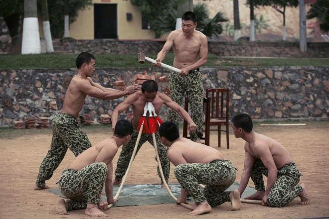 Một ngày trên thao trường của các chiến sĩ đặc công QĐND Việt Nam - 3