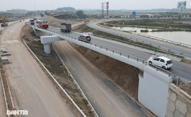 Loạt công trình giao thông trăm tỷ chạy đua với Tết - 5