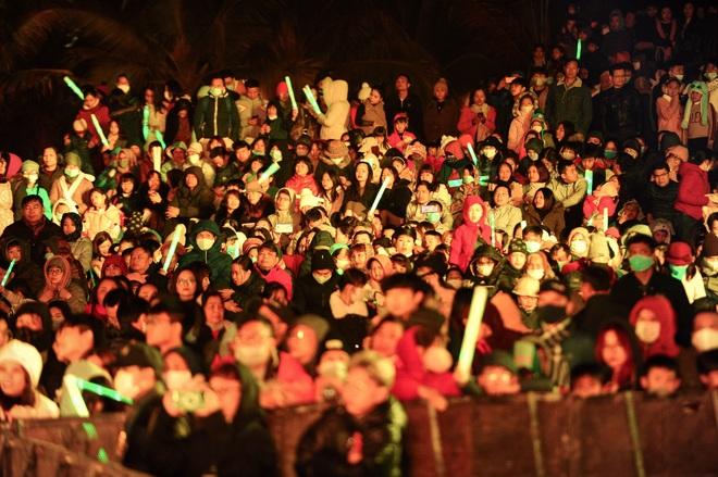 Bữa đại tiệc âm nhạc hoành tráng đón năm mới 2021 của cư dân Ecopark - 6