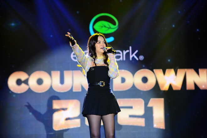 Bữa đại tiệc âm nhạc hoành tráng đón năm mới 2021 của cư dân Ecopark - 7