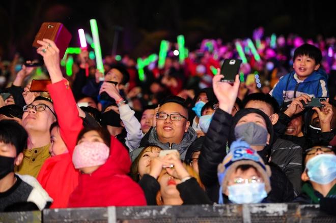 Bữa đại tiệc âm nhạc hoành tráng đón năm mới 2021 của cư dân Ecopark - 5