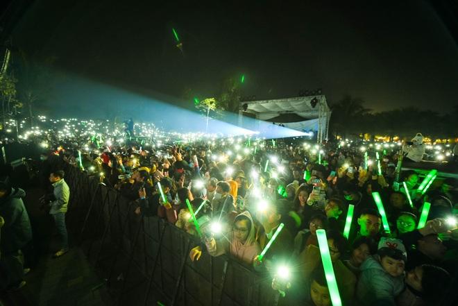 Bữa đại tiệc âm nhạc hoành tráng đón năm mới 2021 của cư dân Ecopark - 16