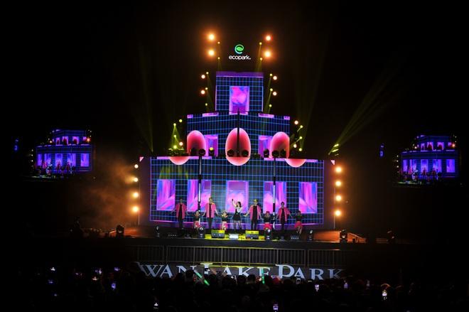Bữa đại tiệc âm nhạc hoành tráng đón năm mới 2021 của cư dân Ecopark - 3
