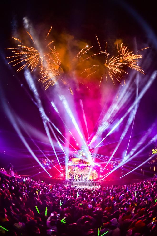 Bữa đại tiệc âm nhạc hoành tráng đón năm mới 2021 của cư dân Ecopark - 19