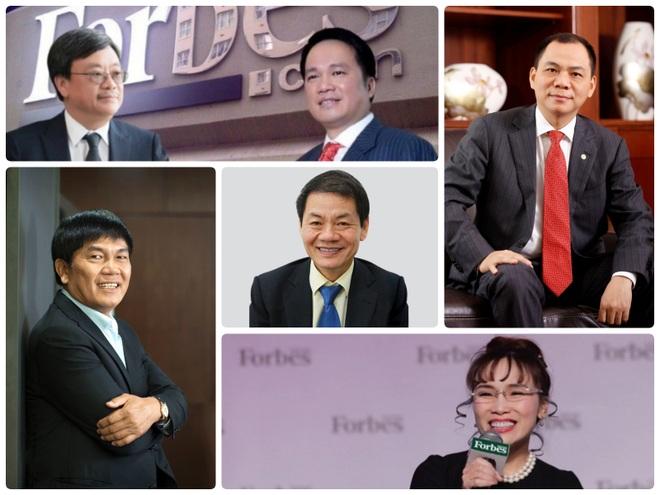 Số lượng tỷ phú USD của Việt Nam tăng nhanh, đại gia Thanh Hóa gây bất ngờ - 1