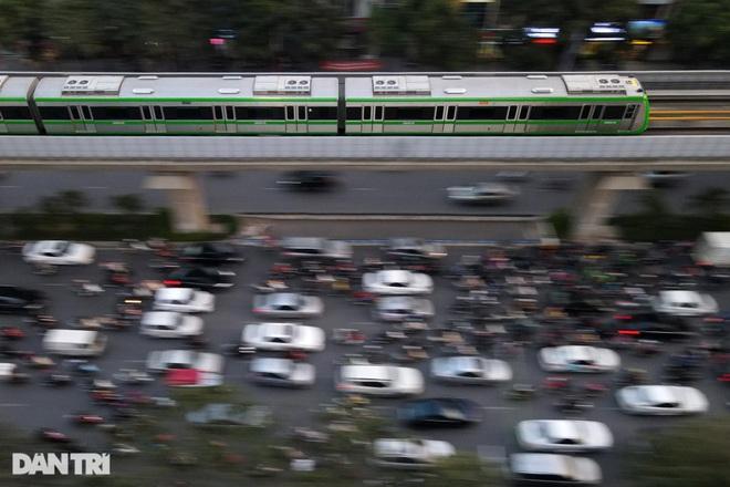 Tiết lộ đầu tiên về kết quả chạy thử nghiệm đường sắt Cát Linh - Hà Đông - 12