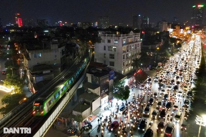 Tiết lộ đầu tiên về kết quả chạy thử nghiệm đường sắt Cát Linh - Hà Đông - 15
