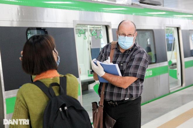 Tiết lộ đầu tiên về kết quả chạy thử nghiệm đường sắt Cát Linh - Hà Đông - 5