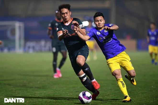 Những khoảnh khắc CLB Hà Nội thua trận thứ hai liên tiếp ở V-League - 15