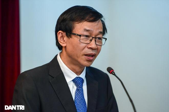 Đại sứ Hoa Kỳ tại Việt Nam tặng cây đào tự tay ghép cho trường ĐHSP Hà Nội - 8