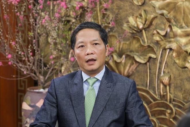 Tân Trưởng Ban Kinh tế TƯ chia sẻ về cơ hội bứt phá của kinh tế Việt Nam - 6