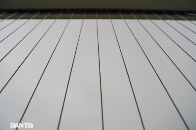 Lưới an toàn ban công được lắp đặt như thế nào tại các chung cư ở Hà Nội - 14