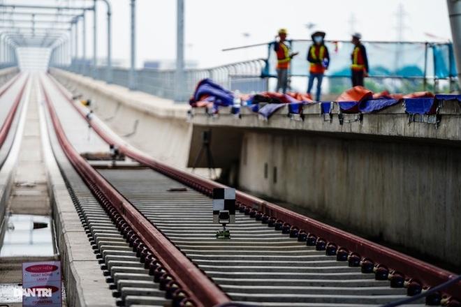Cận cảnh đại công trường Metro chạy nước rút về đích - 7