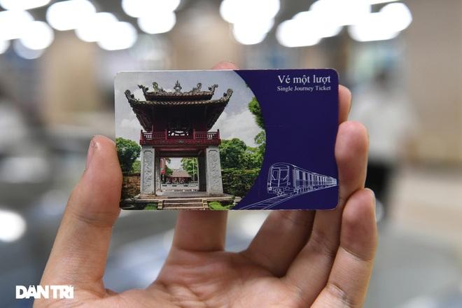 Toàn cảnh đường sắt Cát Linh - Hà Đông trong ngày chuyển giao đầu tiên - 8