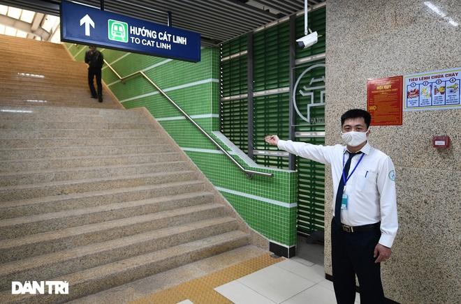 Toàn cảnh đường sắt Cát Linh - Hà Đông trong ngày chuyển giao đầu tiên - 11