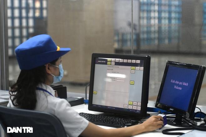 Toàn cảnh đường sắt Cát Linh - Hà Đông trong ngày chuyển giao đầu tiên - 6