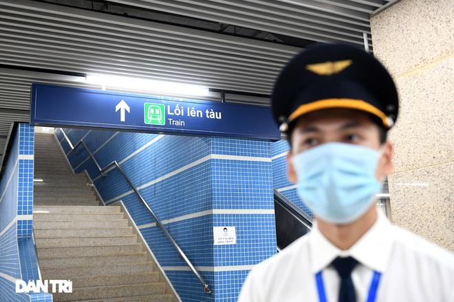 Toàn cảnh đường sắt Cát Linh - Hà Đông trong ngày chuyển giao đầu tiên - 12