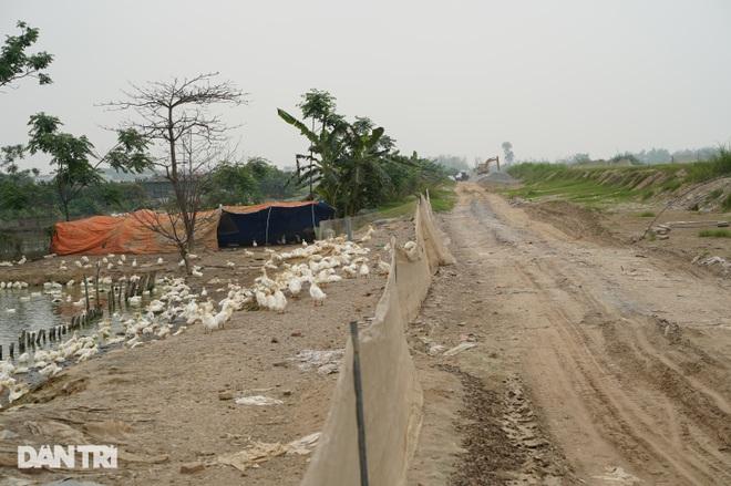 Toàn cảnh tuyến đường hơn 7.500 tỷ đồng kết nối 4 quận, huyện ở Hà Nội - 16