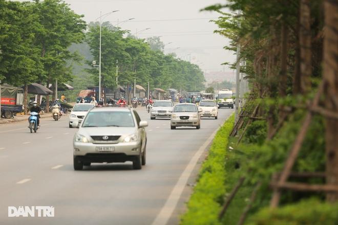 Toàn cảnh tuyến đường hơn 7.500 tỷ đồng kết nối 4 quận, huyện ở Hà Nội - 2