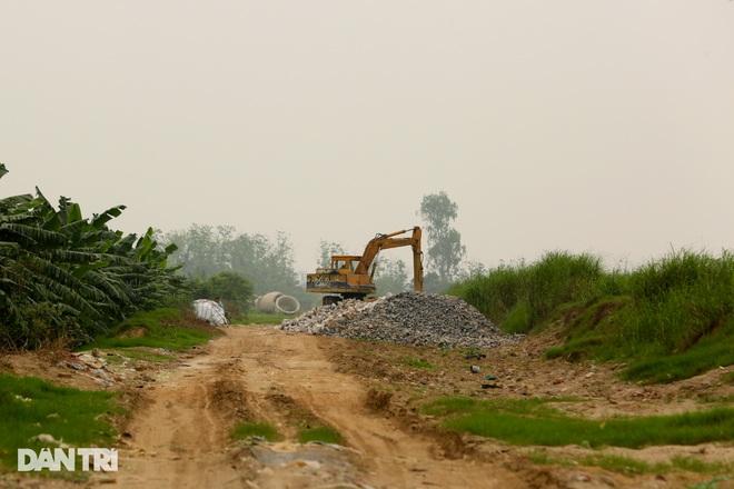 Toàn cảnh tuyến đường hơn 7.500 tỷ đồng kết nối 4 quận, huyện ở Hà Nội - 15