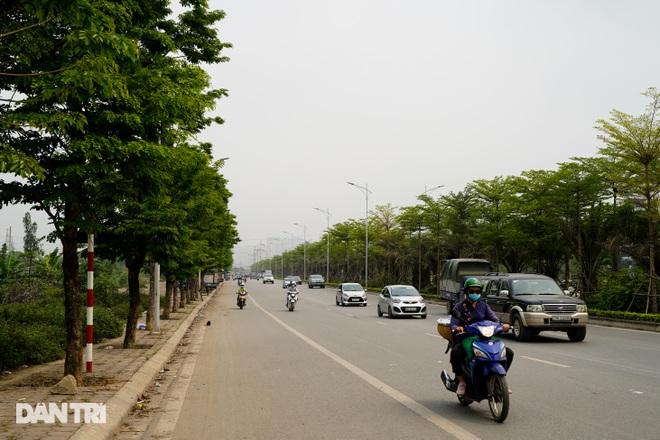 Toàn cảnh tuyến đường hơn 7.500 tỷ đồng kết nối 4 quận, huyện ở Hà Nội - 3