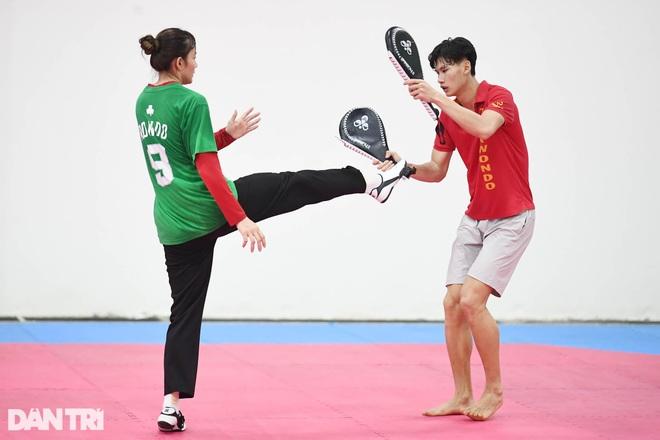Nguyễn Thị Hương: Bông hồng nở muộn của Taekwondo Việt Nam - 10