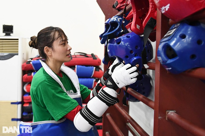 Nguyễn Thị Hương: Bông hồng nở muộn của Taekwondo Việt Nam - 4
