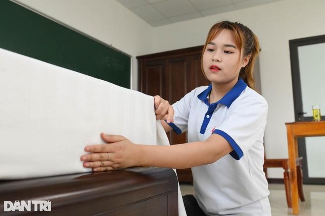 Sinh viên ngành ô tô, nấu ăn, quản trị khách sạn ra trường có việc làm ngay - 14