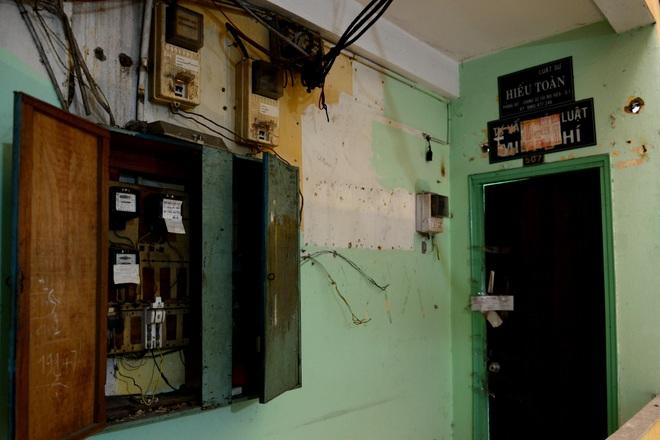 Lạ kỳ chung cư giữa trung tâm Sài Gòn chỉ có 5 gia đình sinh sống - 11