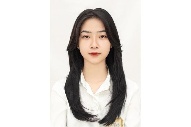 Hot girl ảnh thẻ Hà Lim gây xao xuyến với thành tích học tập đáng nể - 1
