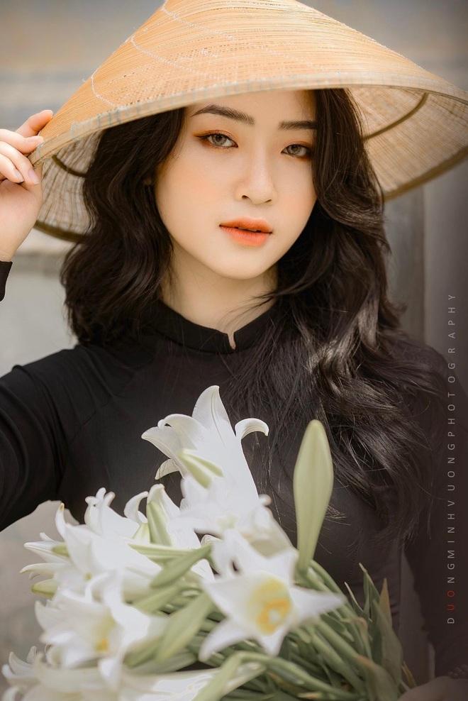Hot girl ảnh thẻ Hà Lim gây xao xuyến với thành tích học tập đáng nể - 3