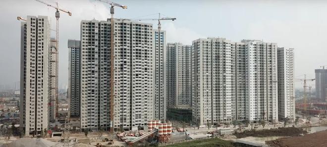 Giá chung cư vùng ven Hà Nội xác lập mặt bằng kỷ lục mới - 1