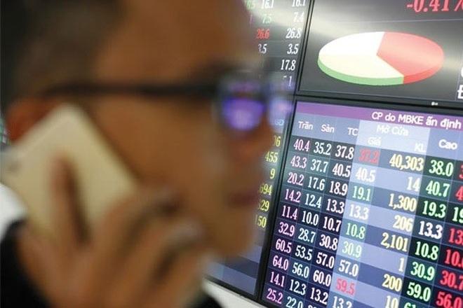 Tăng trong nghi ngờ, VN-Index vượt 1.310 điểm với sự... tiếc nuối - 1