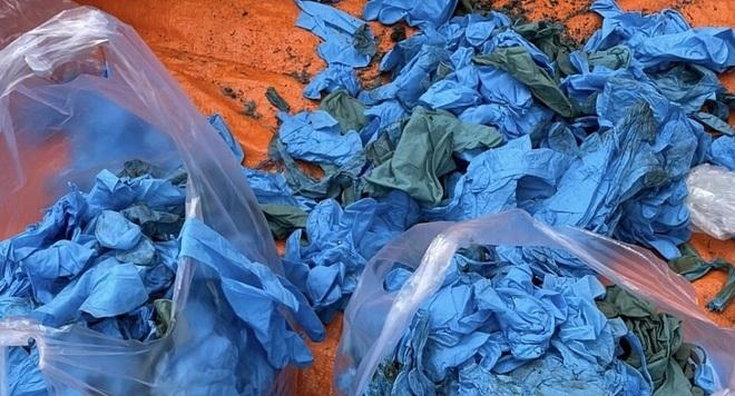 Doanh nghiệp vừa mở mắt đã khai gian, nhập 15 tấn găng tay bẩn Trung Quốc - 3